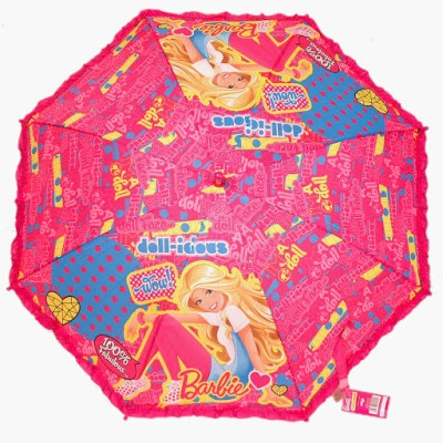 Barbie Umbrellas Barbie 100% Fabulous Umbrella