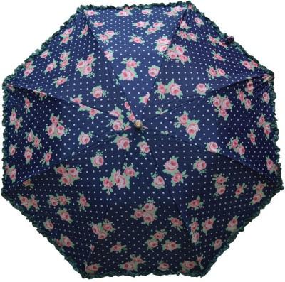 Fendo 2 Fold Auto Open Multi color 400129_F Umbrella