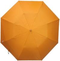 Fendo Auto Open 2 Fold Nylon Women Strawberry _d Umbrella (Orange)
