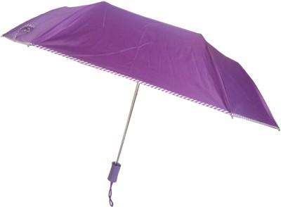 Fendo Auto Open 3 Fold Nylon Women Kareena _a Umbrella