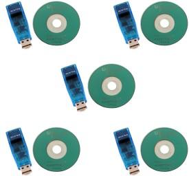 Storite 5 Pack LAN Adapter USB Adapter