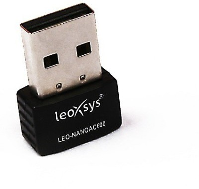 Leoxsys Wireless 11 AC 600Mbps WiFi