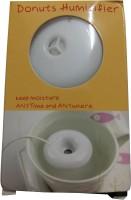 Bs Spy Portable Float Water Doughnut Donut Humidifier Aroma Diffuser Mist Maker BS10 USB USB Air Freshener (White)