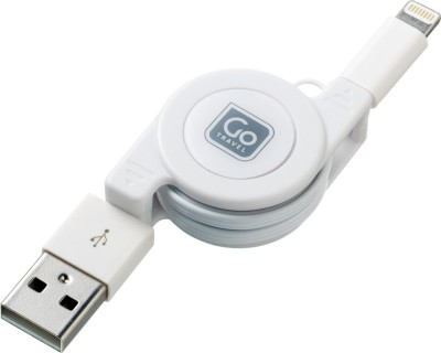Go Travel USB charging cable Lighting
