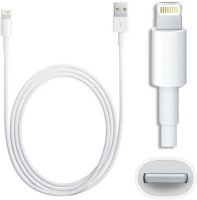 Real Deal Real Deal IPhone5 USB Cable USB USB Cable (white)