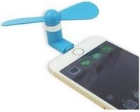 Kolorfish IFunny Portable Mini Lightning BU USB USB Fan (Blue)