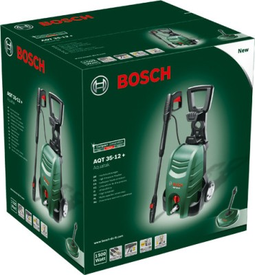 Bosch AQT 35-12 Plus Home & Car Washer