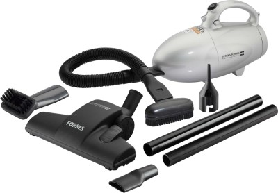 Eureka Forbes Easy Clean Plus Hand-held Vacuum Cleaner (Silver)