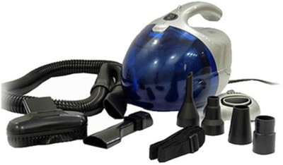 Nova 800 Watts Handy & Blower Dry Vacuum Cleaner (Blue, Silver)