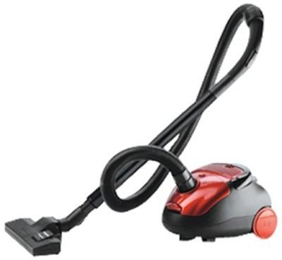 Eureka Forbes Trendy Nano Dry Vacuum Cleaner (Black)