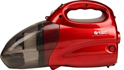Orbit Volcano-II Hand-held Vacuum Cleaner (Red, White)