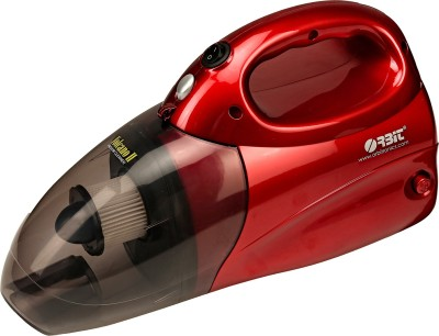 Orbit Volcano-II Hand-held Vacuum Cleaner (Red, White)