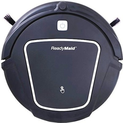 Exilient ReadyMaid Dry/Wet Mop (Without Virtual Wall) Robotic Floor Cleaner (Balck)