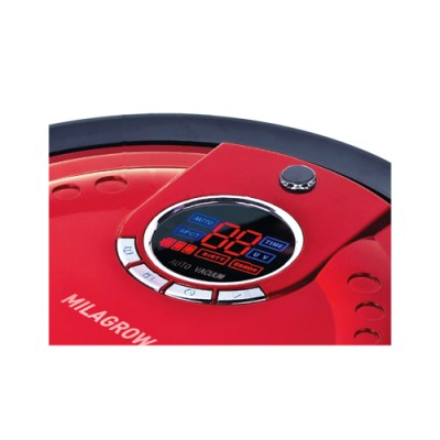 Milagrow RedHawk 3.0 Robotic Floor Cleaner (Red)