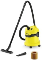 Karcher WD3 Home & Car Washer (Yellow, Black)