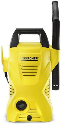Karcher K 2 Basic 110 Bar High Pressure Washer (Yellow)