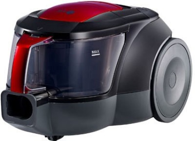 LG 1600W MAX POWER ELLIPSE CYCLONE -VC3316NNTM Dry Vacuum Cleaner (red, black)