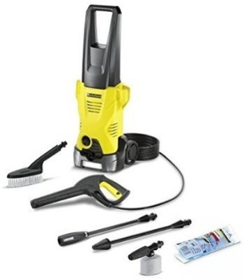 KARCHER K2 Premium Pressure Washer (Yellow & Black)