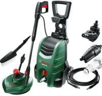 BOSCH AQT 37-13 Plus High Pressure Washer (GREEN/BLACK)