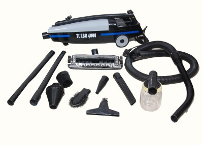 Turbo 4000 Boost Plus Dry Vacuum Cleaner (Black)