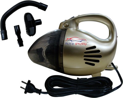 Auto Pearl Codigo 6800 Home/Office Handheld Electric Vacuum Cleaner - 800W MAX Hand-held Vacuum Cleaner (Gold,Black)