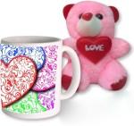 RajHeera Girlfriend Gift Valentine Gift Set