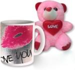 RajHeera Gift For Love Valentine Gift Set