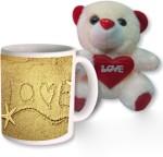 RajHeera Gift To Wife Valentine Gift Set