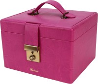 Richpiks Vanity Box Jewellery And Makeup Purpose Vanity Multi Purpose (Pink)