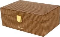 Richpiks Jewellery Box Jewellery Purpose Vanity Multi Purpose (Brown)