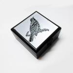Merchbay Vanity Boxes Merchbay Chirpings Accessory Box | Artist : Kriti Pahuja Jewellery, Make up, etc. Vanity Jewellery