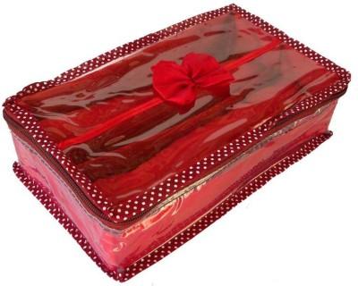 Kuber Industries Vanity Boxes Kuber Industries Bangle two Rod Jewellery Vanity Multi Purpose