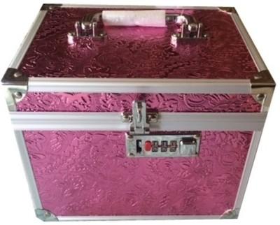 Platinum Cosmetic Box With