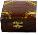 Craftuno Vanity Boxes Craftuno Handcrafted Wooden Ring Decorative Vanity Jewellery