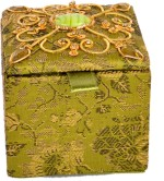 Nonch Le Vanity Boxes Nonch Le Embroided Jewellery Vanity Case