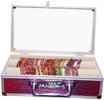 Pride Star Vanity Boxes Pride Star Rolly To store Bangles Vanity Multi Purpose