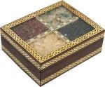 R S Jewels Vanity Boxes R S Jewels Wooden Handicraft Gemstone Jewellery Vanity Multi Purpose