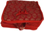 Goldencollections Vanity Boxes Goldencollections Fabric Stylish Handy Beautiful Make Up And Jewellery Vanity Pouch