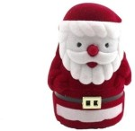 KJP Vanity Boxes KJP Santa Claus Ring Jewellery Vanity Box