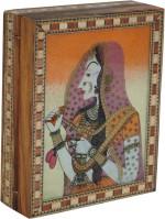 R S Jewels Vanity Boxes R S Jewels Jaipur Gem Stone Painting Wooden Handicraft Jewellery Vanity Multi Purpose