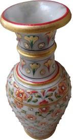 Parvidvap Handicrafts PMHF46 Stoneware Vase