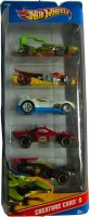 Hot Wheels Creature Chase Set Of Five