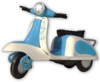 Funrally Classic Scooter (Blue, White, Black)
