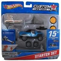 HotWheels Custom Motors Starter Set V1780 (Multicolor)