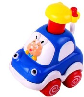 Smart Picks Clever Cat Forest Animal Car (Multicolor)