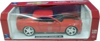 New-Ray Chevrolet Camaro SS - Open Hood Red, Grey