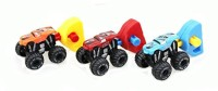 Shopaholic Powerful Mini Truck Set (Multicolor)