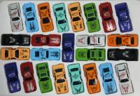 New Pinch 25 Pcs Car Set(Multicolor) (multicolor)