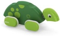 Brio Turtle Pull Along (Multicolor)