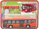 Centy Toys Low Floor Bus(Orange) - Orange